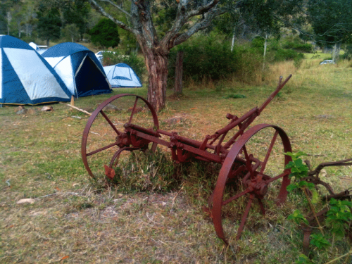 Fordsdale Camping Adventures