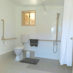 Fordsdale Wheelchair Friendly Accessible Bathroom