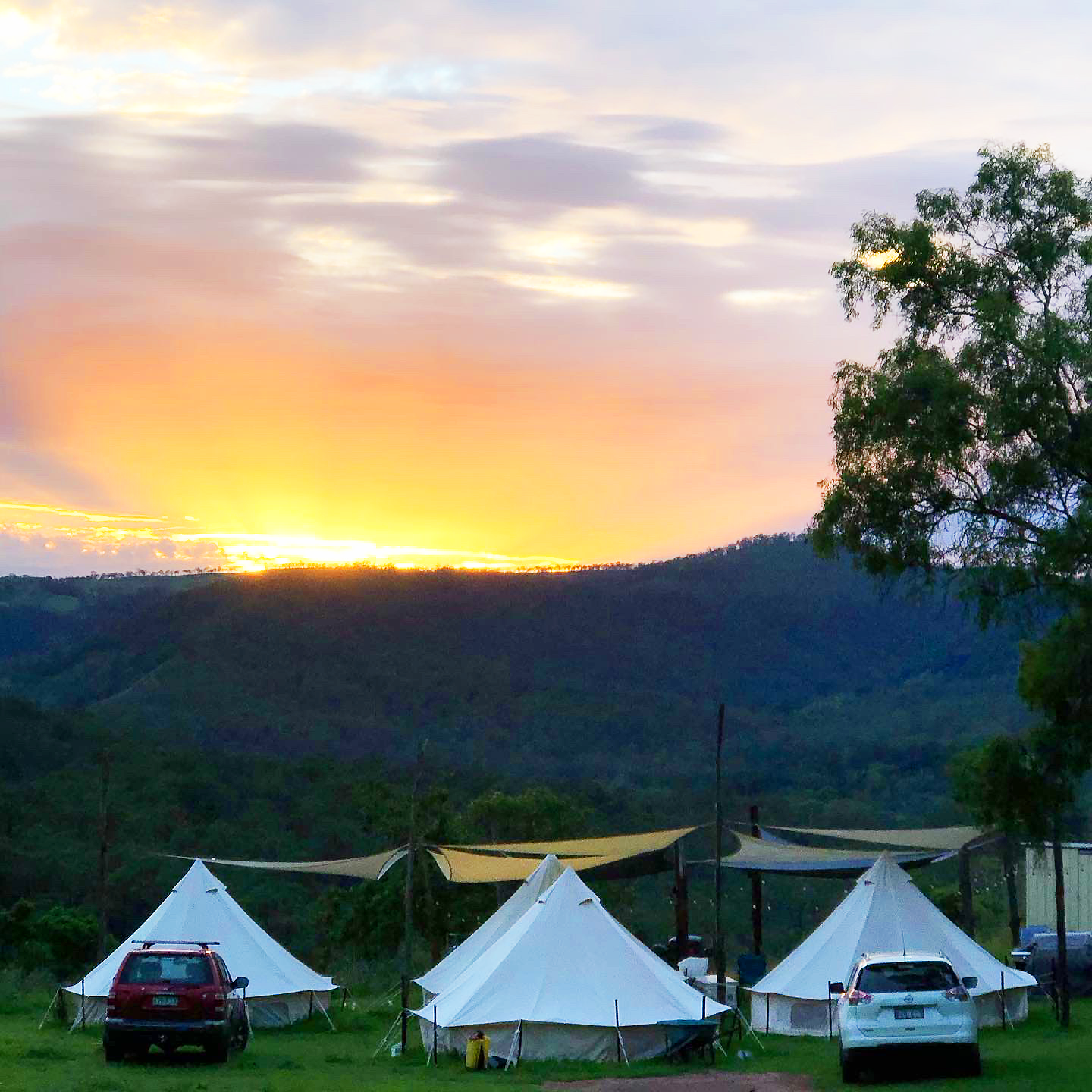 © Fordsdale Glamping Adventures